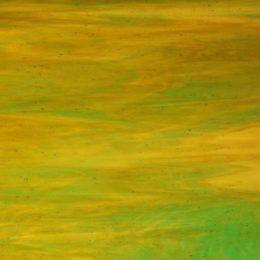 WO 55 AMBER GREEN OPAL